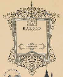 HAROLD LONDON FRAGRANCES