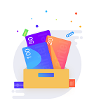 TOP UP CARDS