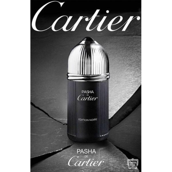 Cartier Edt Pasha Edition De Noire wkO8nPX0