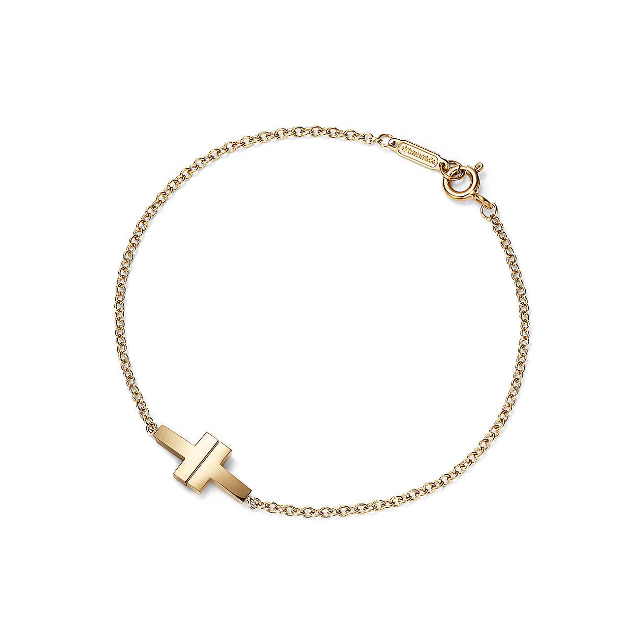 Two Single Chain Bracelet