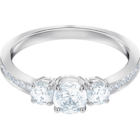 ATTRACT TRILOGY ROUND RING