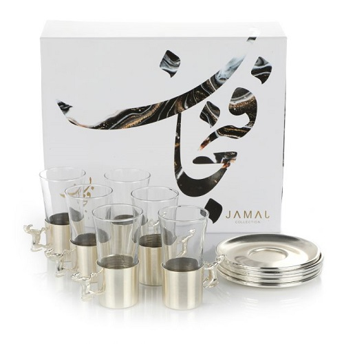 FENJAN - Turkish Tea Set