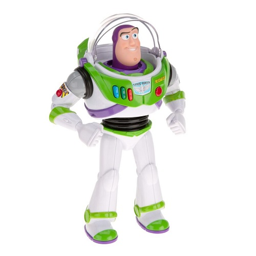 Disney Pixar Toy Story Interactive Buzz Lightyear Figure (30 cm)