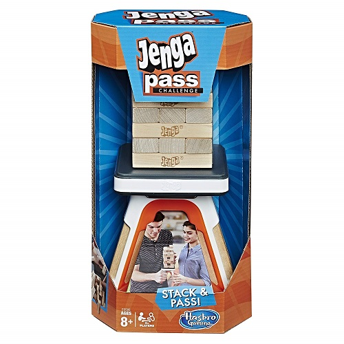 JENGA PASS Challenge Strategy Game