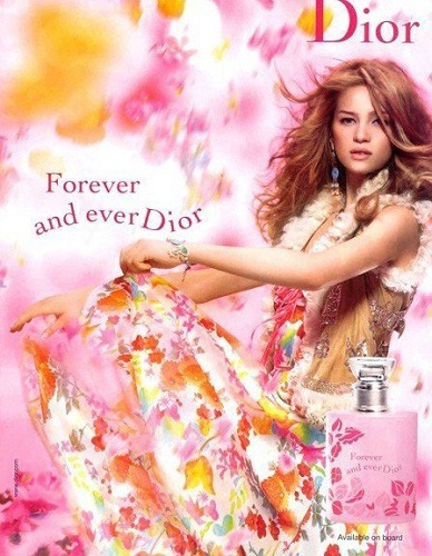 FOREVER AND EVER DIOR eau de toilette