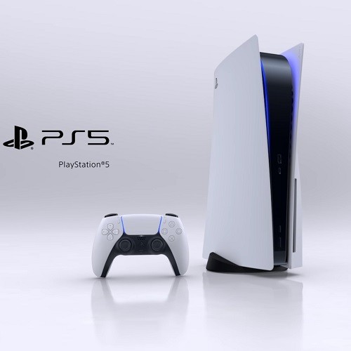 PLAY STATION 5 GAME CONSOLE