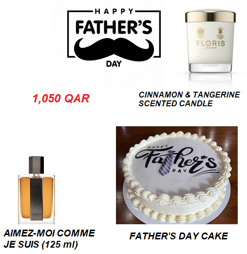 FATHER'S DAY EXCLUSIVE COMBO II