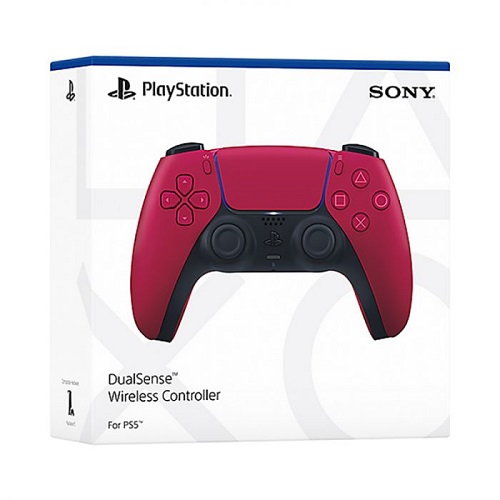 SONY DUALSENSE™ PS5 WIRELESS CONTROLLER - RED